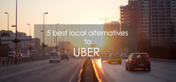 Uber Alternatives