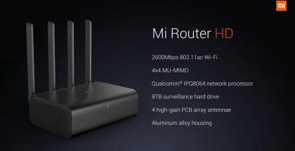 Mi Router HD Xiaomi