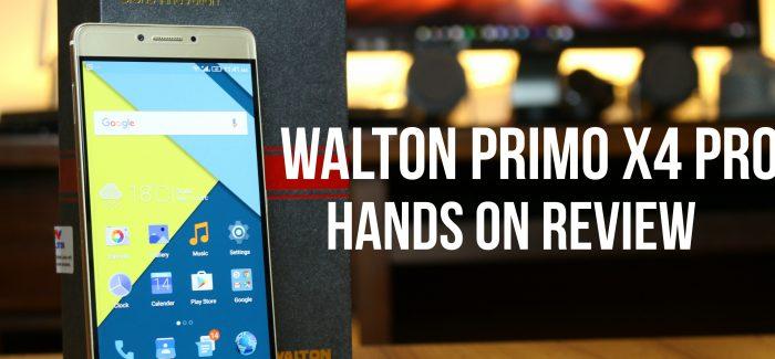 Walton Primo X4 Pro Review
