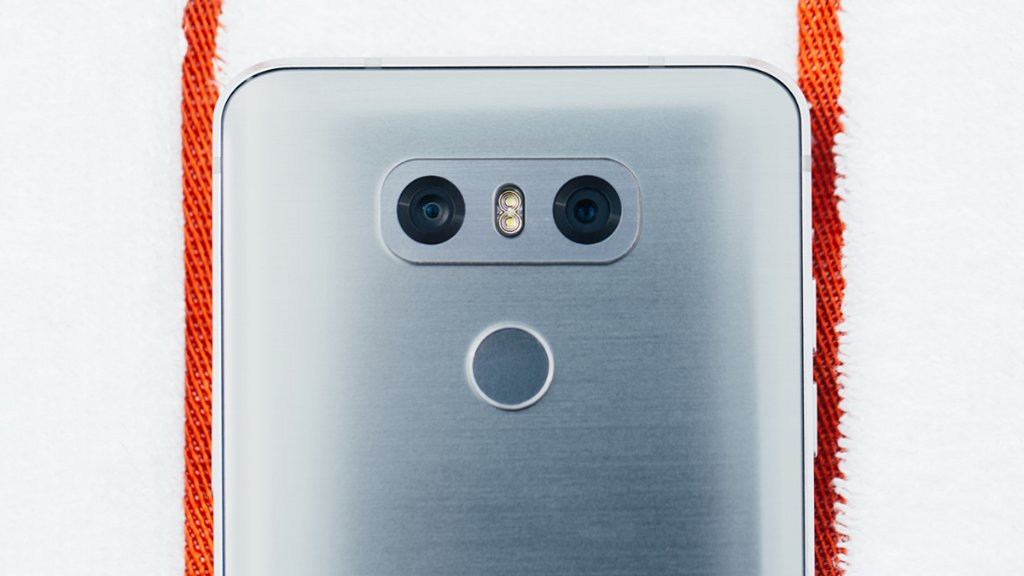 LG G6 camera features