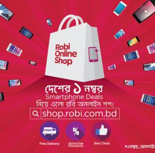 Robi Shop