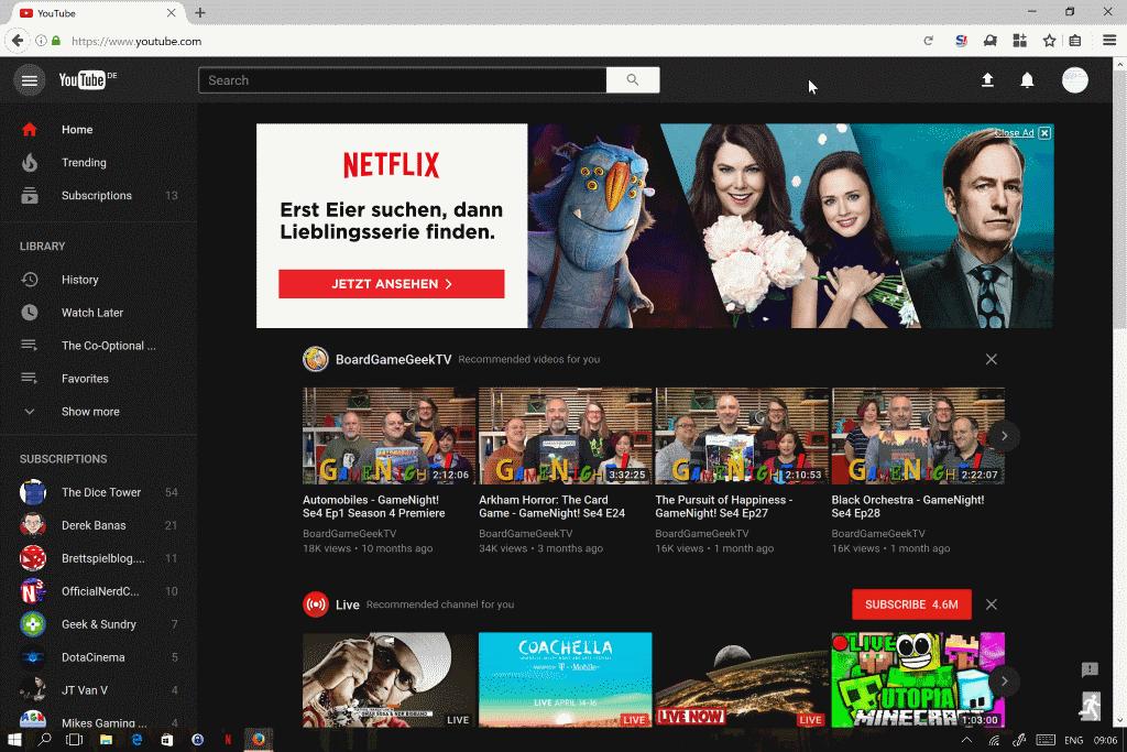 Here S How To Turn On Youtube S Hidden Dark Mode Techetron