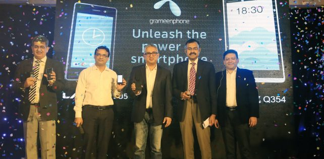 Grameenphone Launches Co-Branded Budget Smartphones With Micromax & Lava