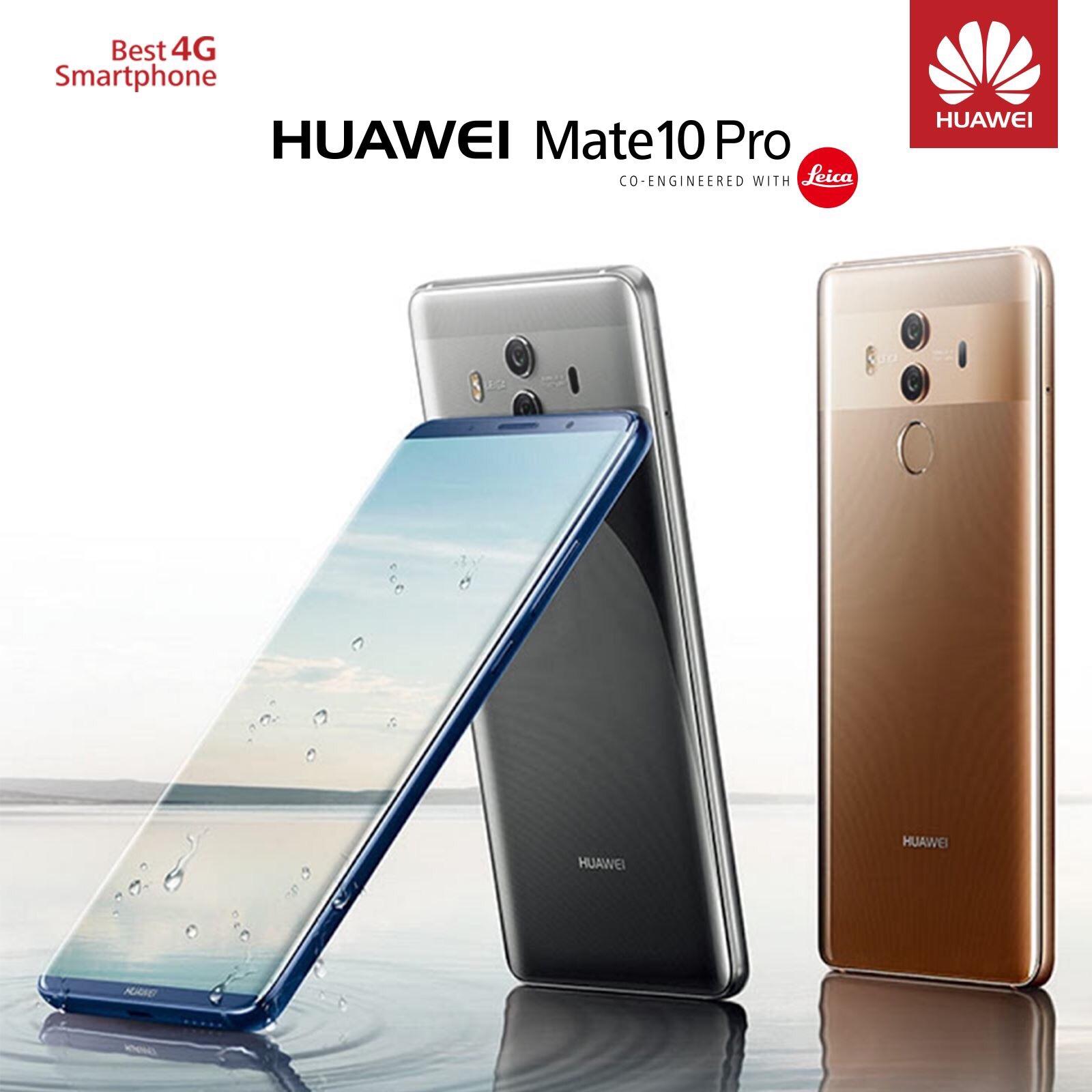 Huawei Mate 10 Pro unveiled in Bangladesh -