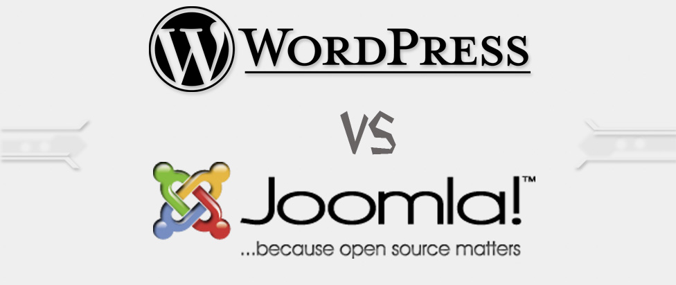 Wordpress and joomla
