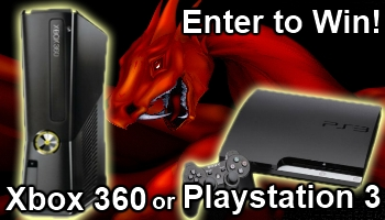 Xbox 360 Playstation 3 Giveaway