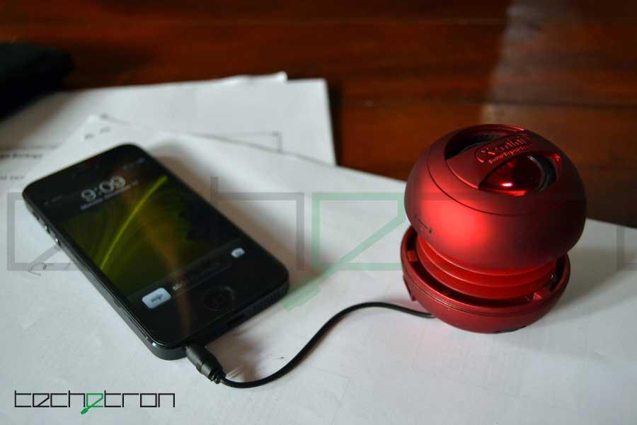 XMI X mini II Mini Speaker