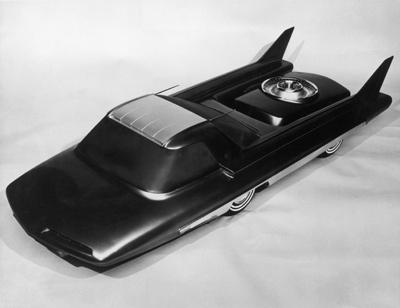 Nuclear Powered Car