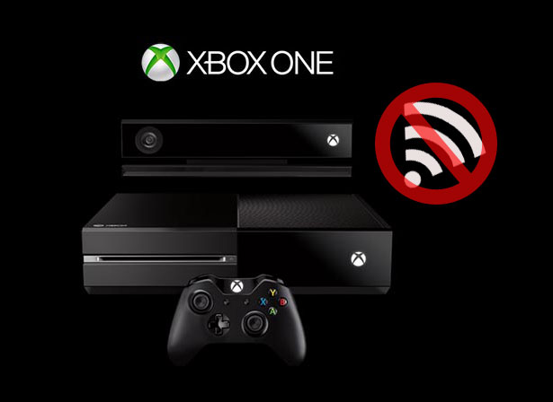 Xbox One Not Online