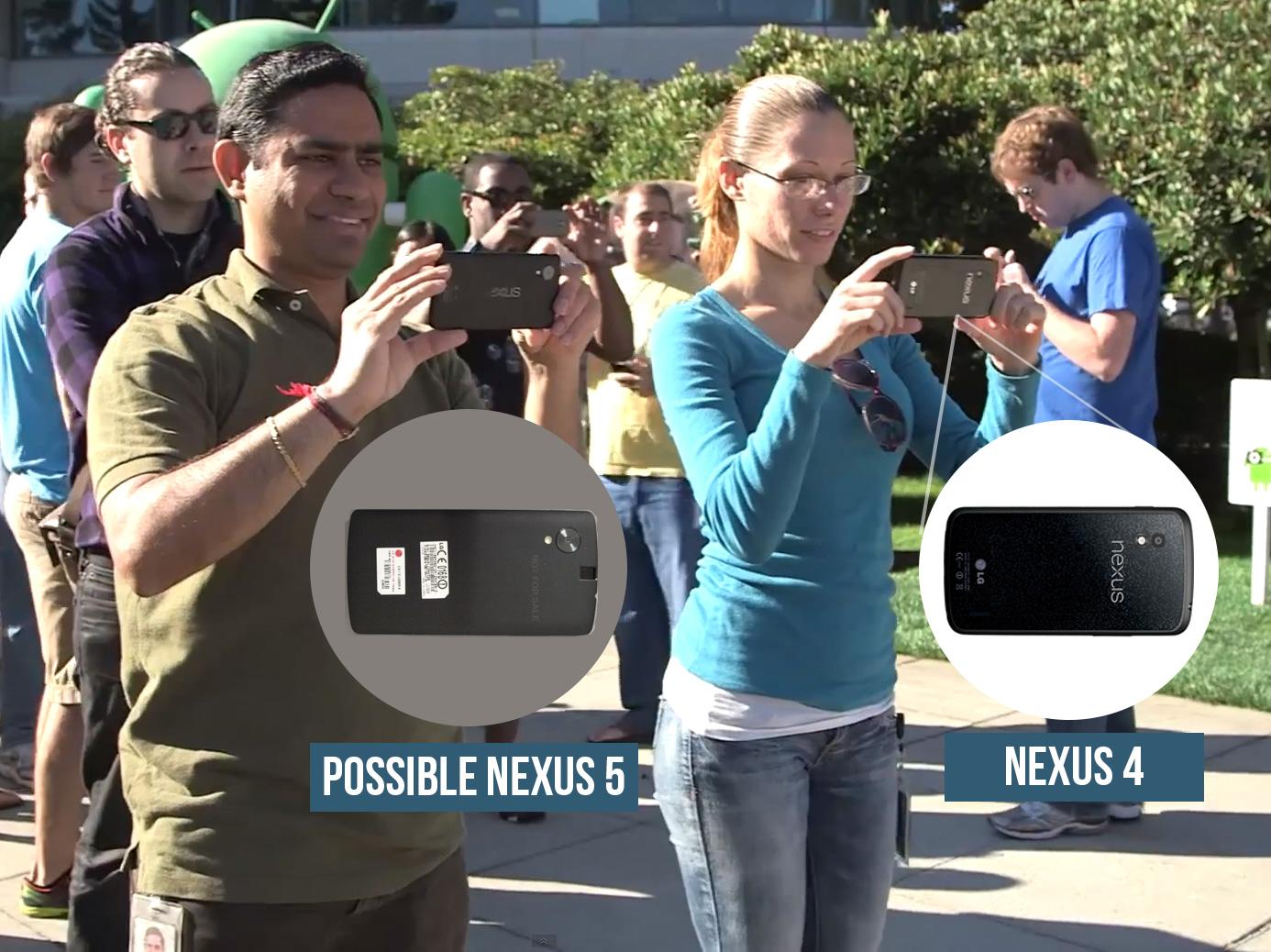 Nexus 5 Kitkat Video
