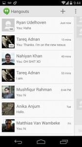 Google Nexus 5 Hands on Review