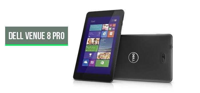 Dell Venue 8 Pro Windows 8.1 Tablet