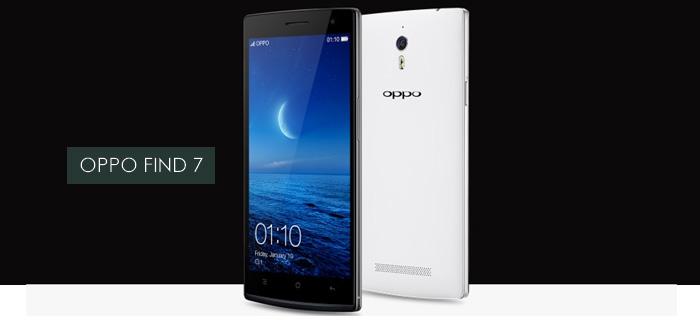 oPPOFIND7
