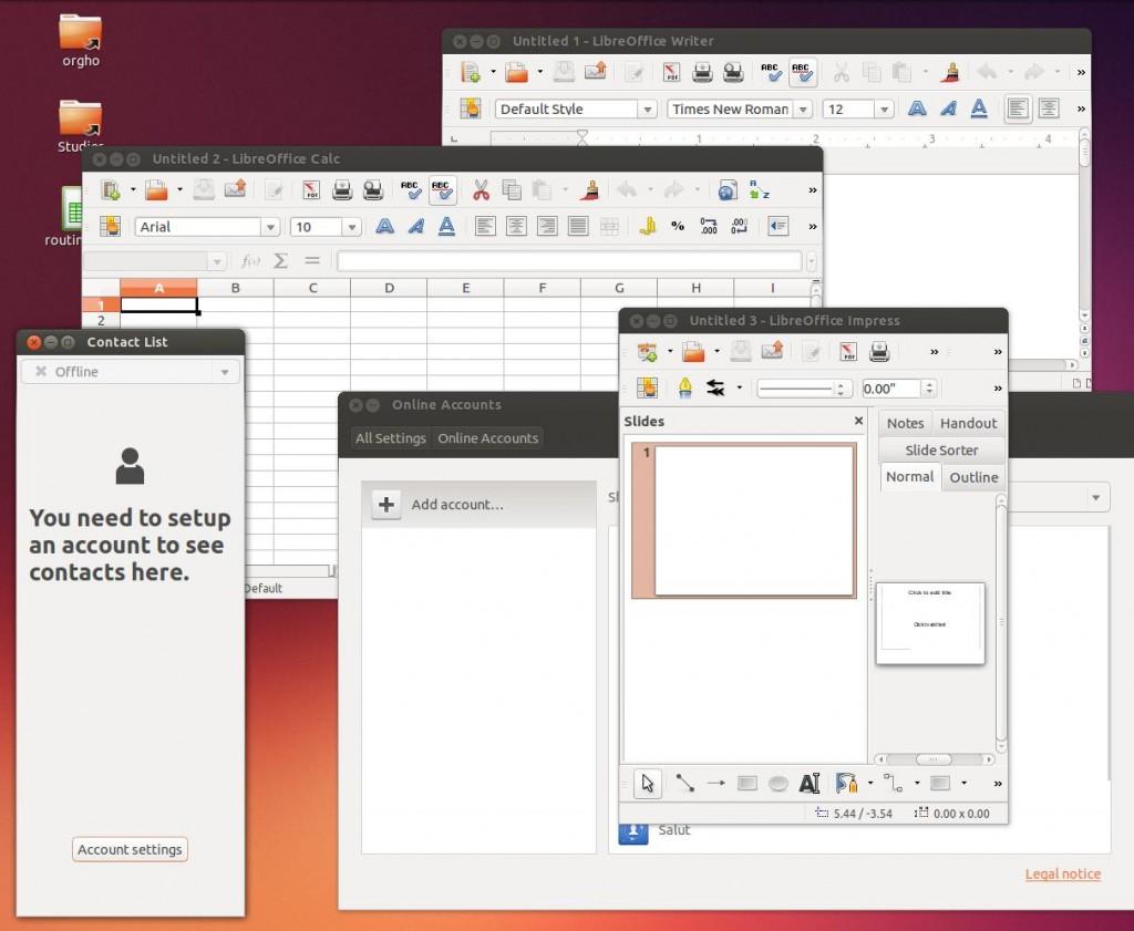 prebundled software