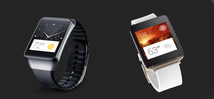 LG G watch Samsung
