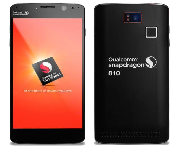 Snapdragon 810 concept phone