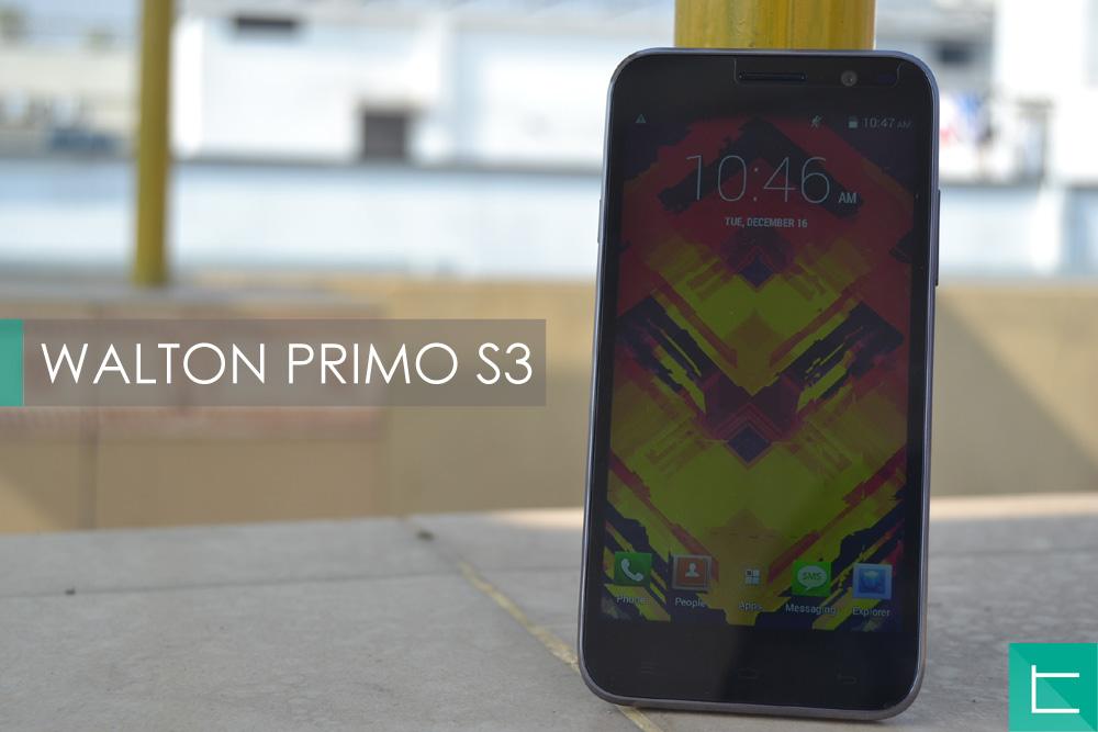 Walton Primo S3