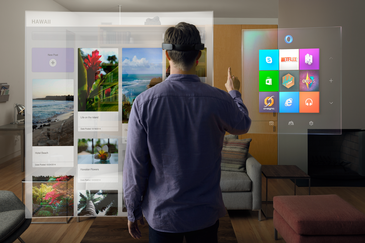 Windows 10 Holographic