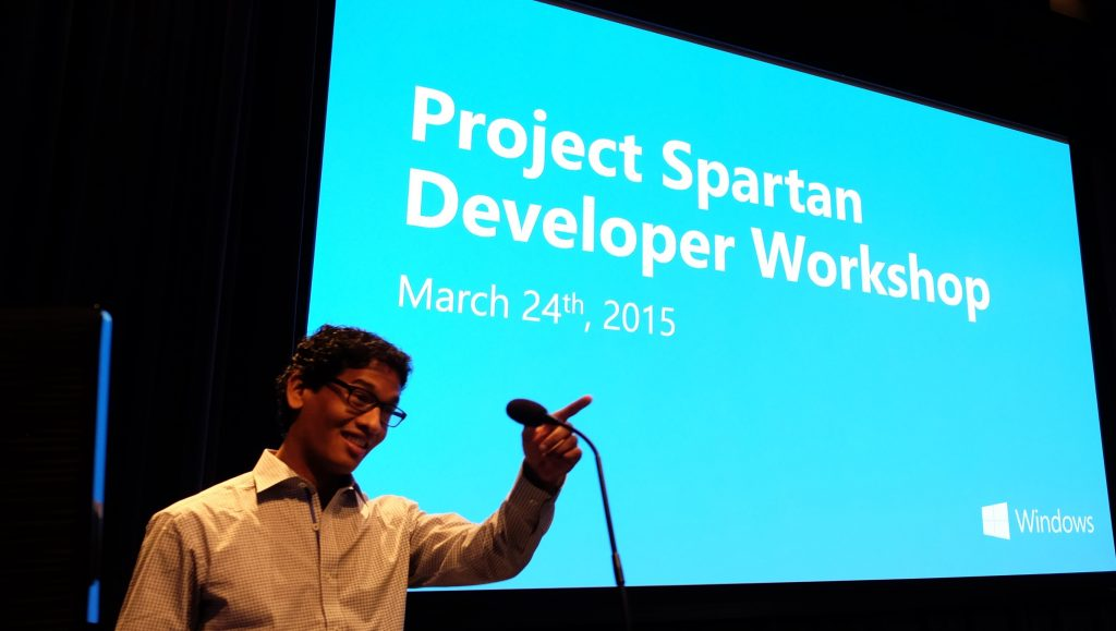 Project Spartan