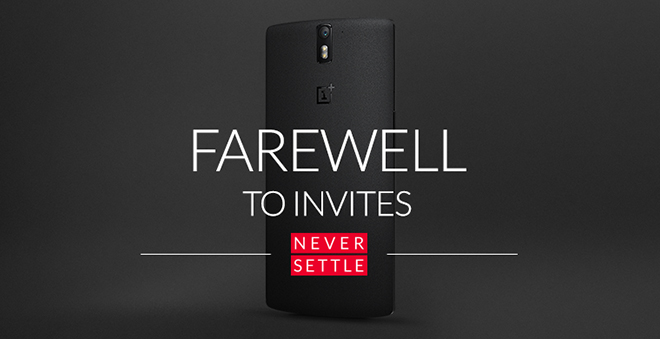 OnePlus One No Invites