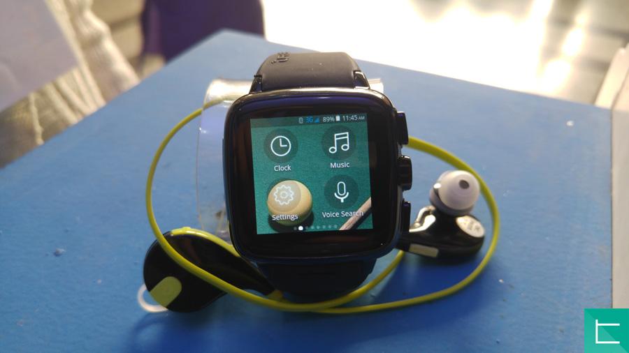 Grameenphone Intex SmartWatch