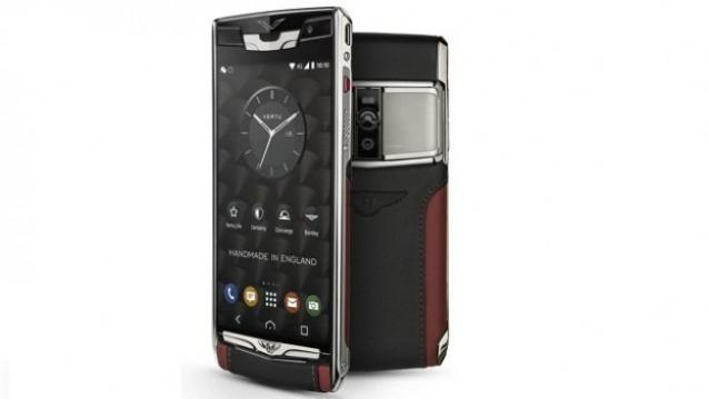 Vertu Bentley Phone