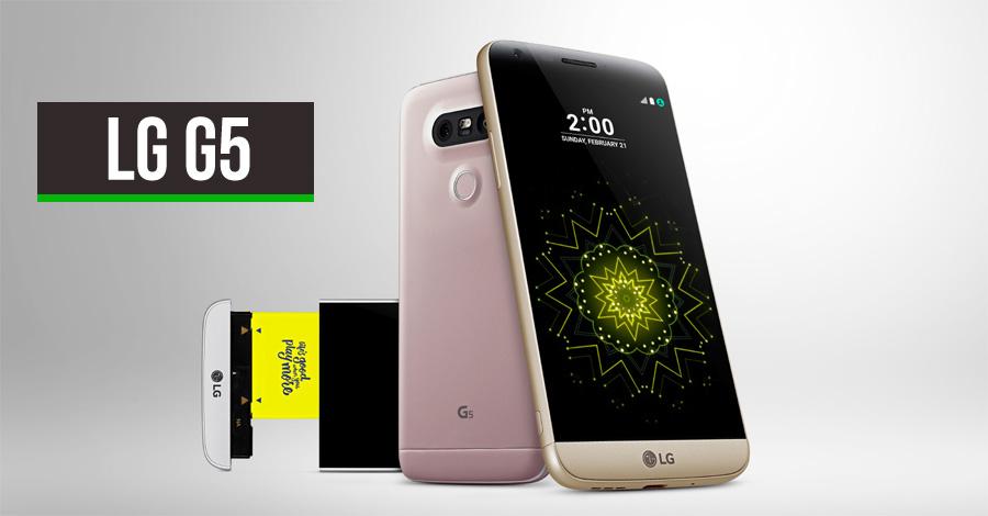 LG G5 Techetron