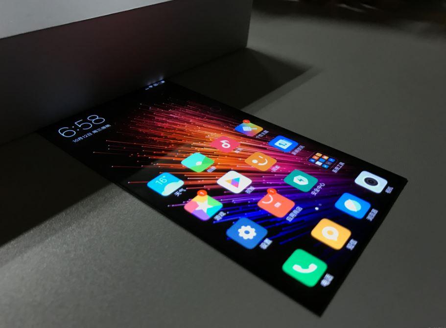 Xiaomi Flexible Display