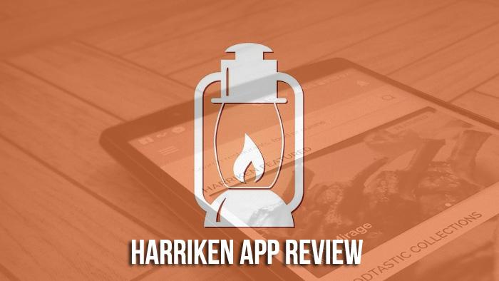 Harriken App