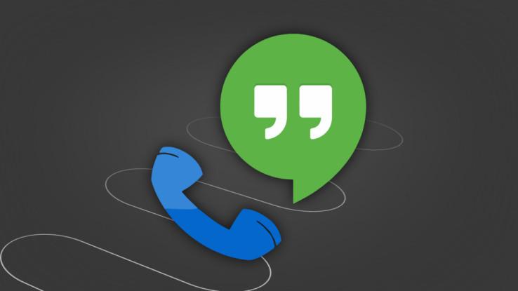 Google Lime Voice Hangout