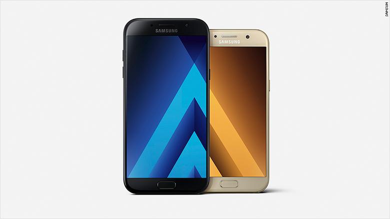 SamsungGalaxyA2017