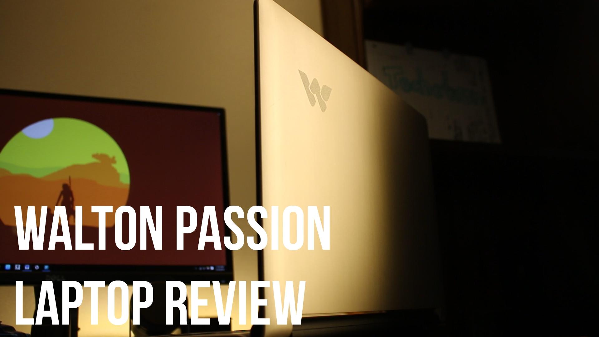 Walton Passion Laptop