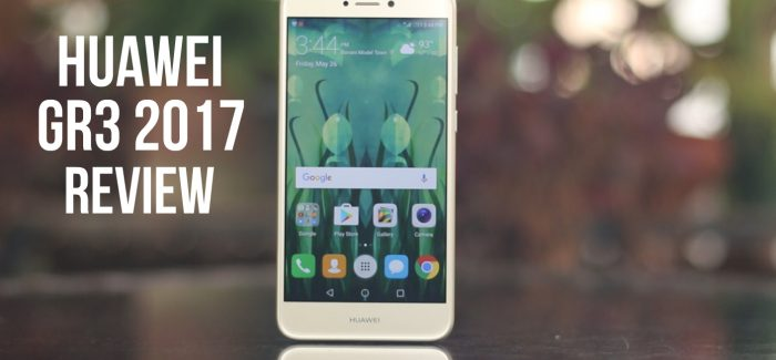 Huawei GR3 2017 Review – A Compelling Mid Range Smartphone