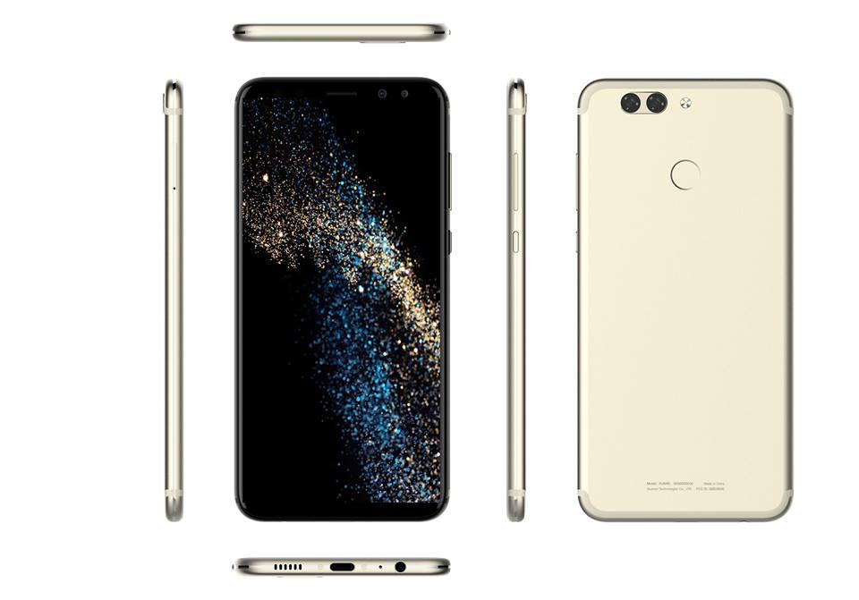 Huawei 4 Cameras