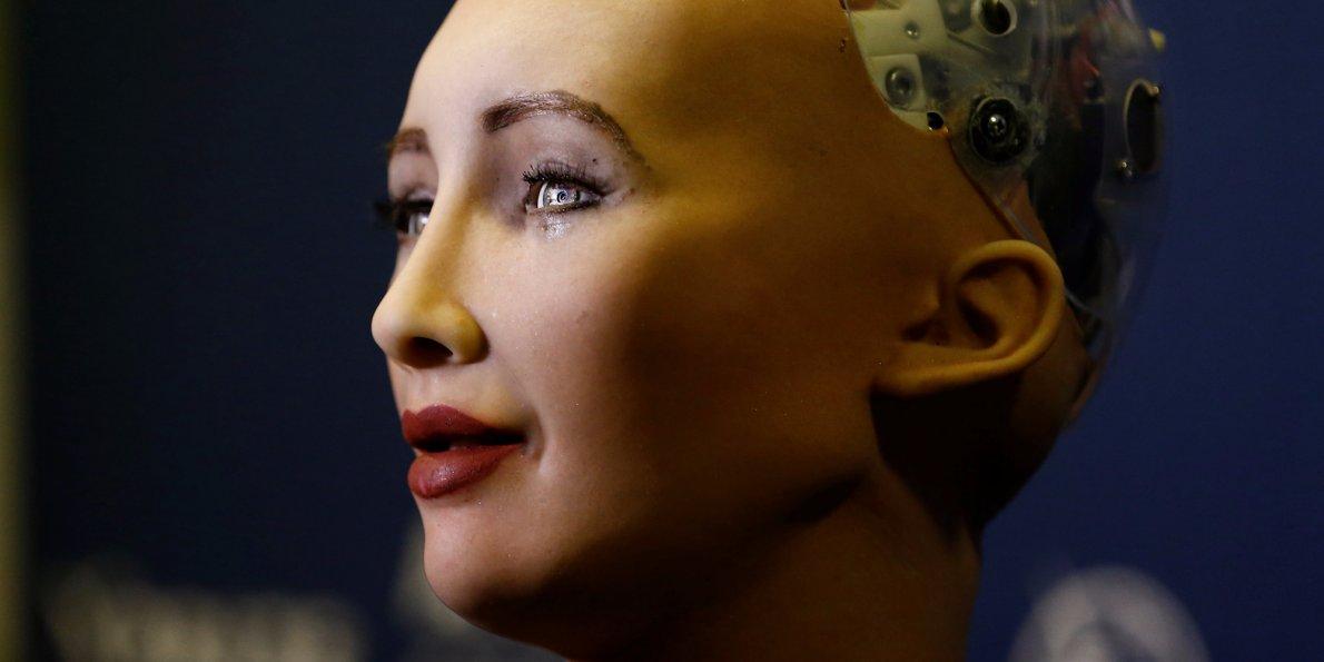 Sophia Robot Citizen