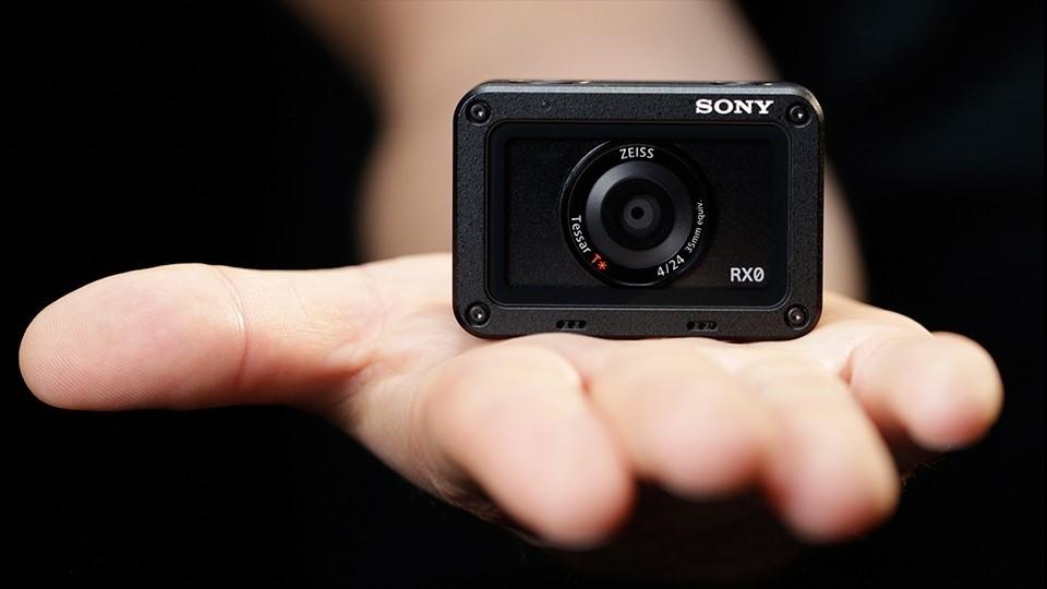 Sony RX Camera
