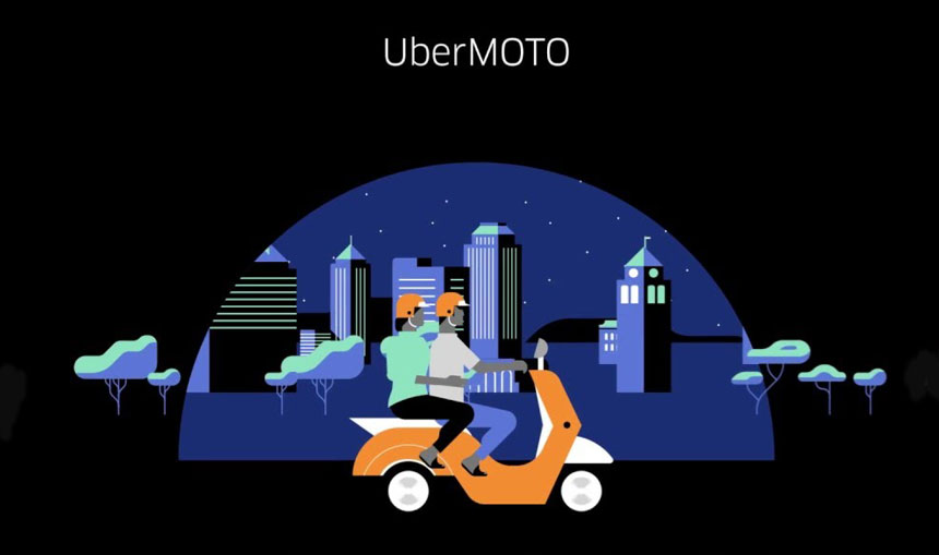 Uber Moto Dhaka